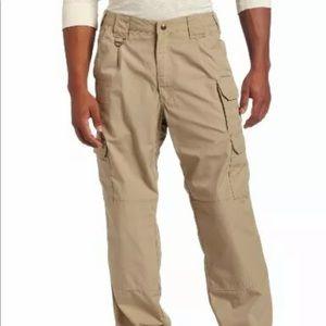 5.11 Tactical Taclite ProDuty Pants Khaki W34/L36